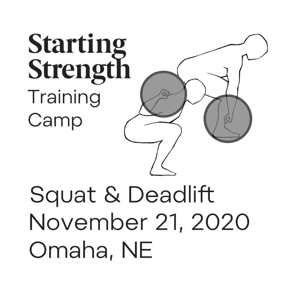 starting strength training camp nebraska