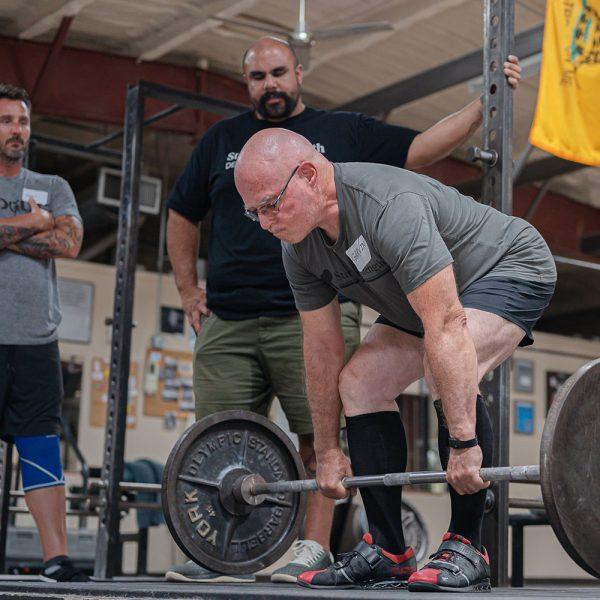 nick delgadillo coaching the deadlift