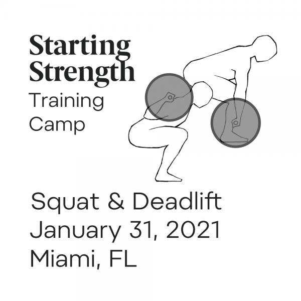 starting strength training camp miami florida