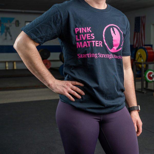 bre pink lives matter shirt