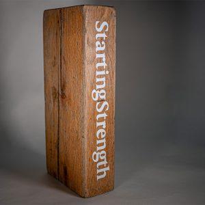 terribly useful block of wood
