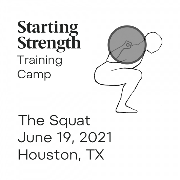 starting strength training camp houston