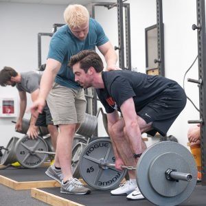 chase lindley coaching the deadlift