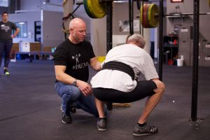 darin deaton coaching the squat