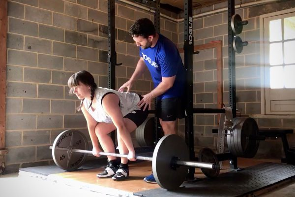 trent jones coaching the deadlift