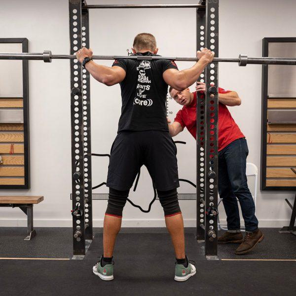 grant broggi coaching the squat