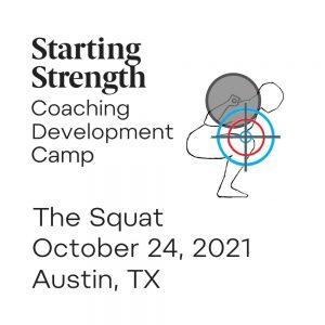 coaching development camp the squat
