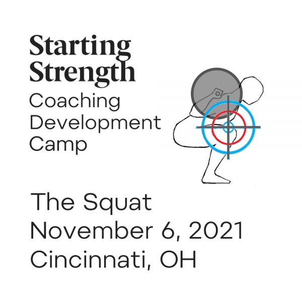 coach development camp squat