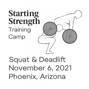 starting strength training camp phoenix arizona
