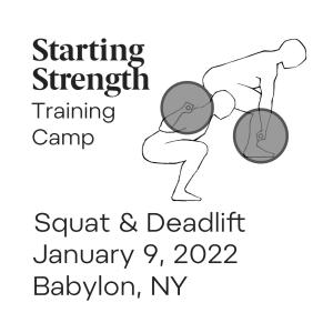 starting strength training camp new york
